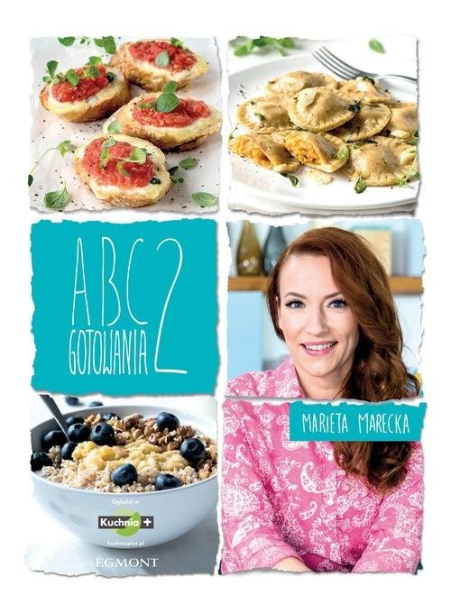 okładka ABC gotowania 2książka      Marecka Marieta