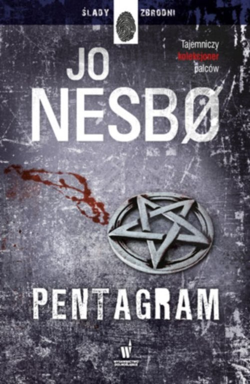 okładka Pentagramksiążka      Nesbo Jo