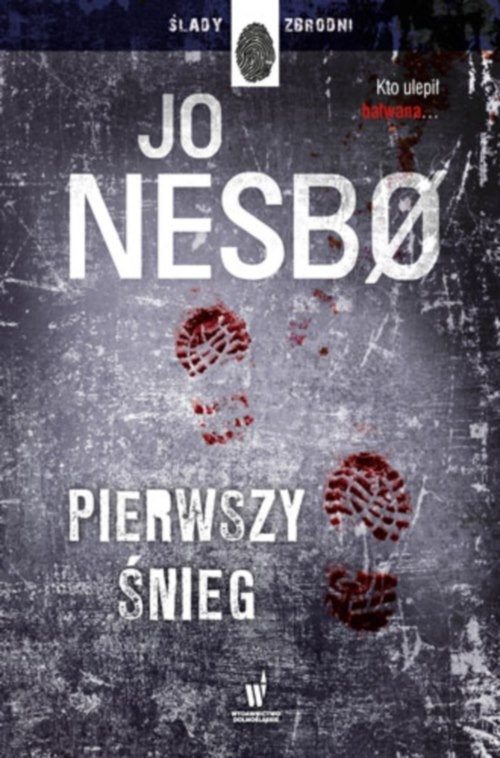 okładka Pierwszy śniegksiążka |  | Nesbo Jo
