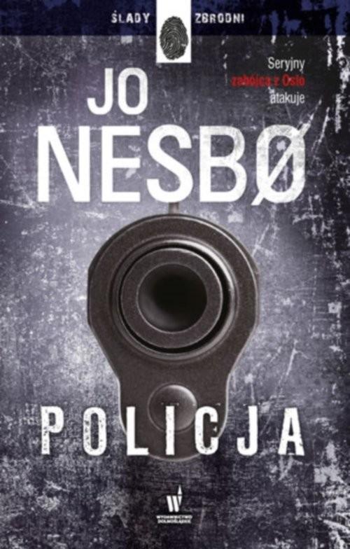 okładka Policjaksiążka      Nesbo Jo