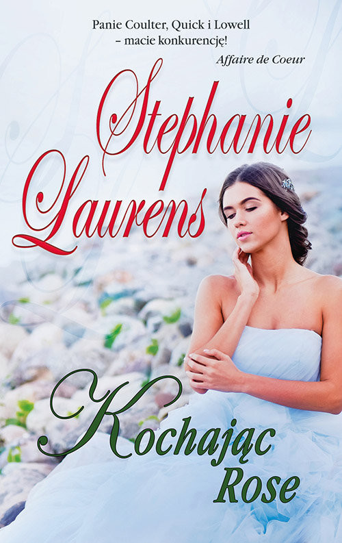 okładka Kochając Rose, Książka | Laurens Stephanie