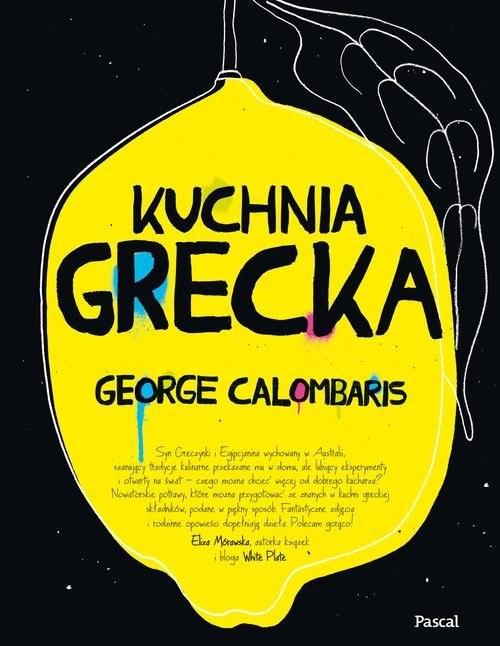 okładka Kuchnia Greckaksiążka |  | Calombaris George