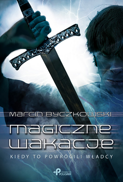 okładka Magiczne wakacje, Książka | Byczkowski Marcin