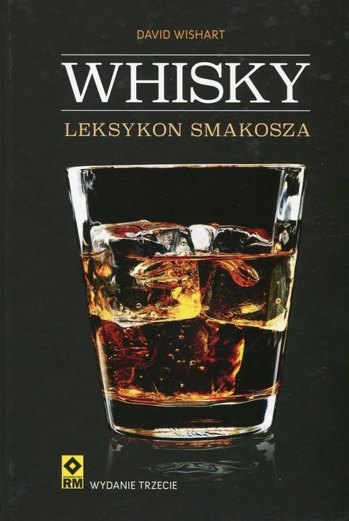 okładka Whisky Leksykon smakosza, Książka | Wishart David