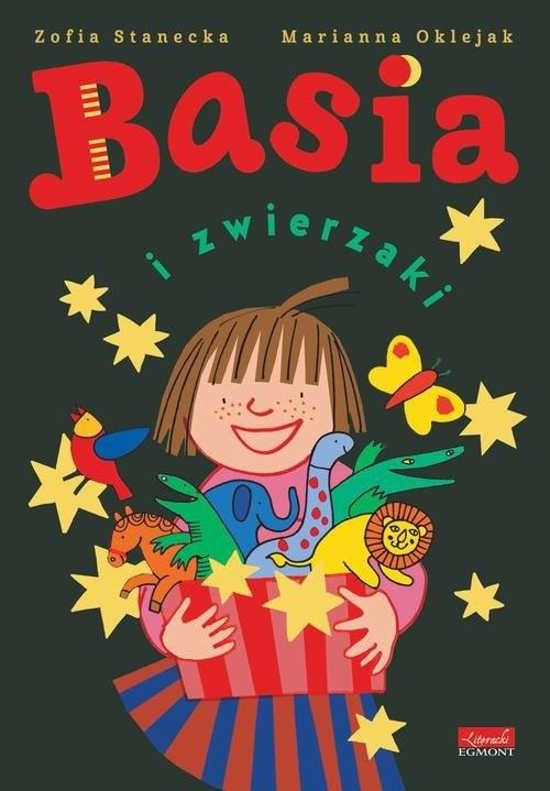 okładka Basia i zwierzakiksiążka |  | Zofia Stanecka