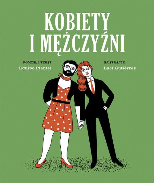 okładka Kobiety i mężczyźni, Książka | Plantel Equipo