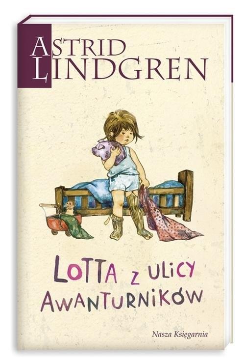 okładka Lotta z ulicy Awanturnikówksiążka |  | Astrid Lindgren