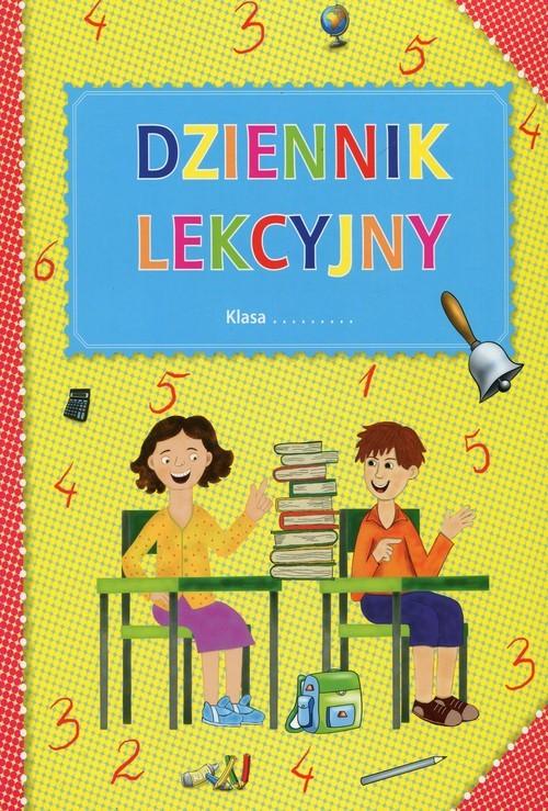 okładka Dziennik lekcyjny ze skrzydełkiem, Książka |