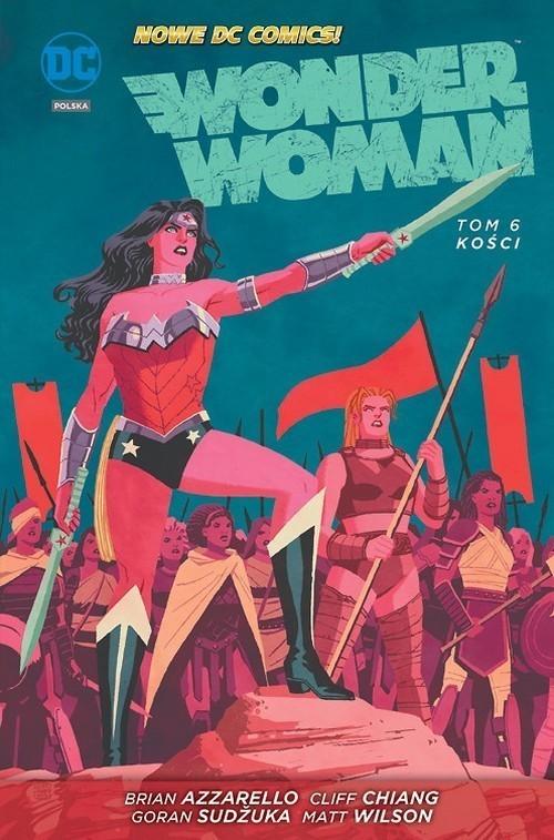 okładka Wonder Women Tom 6 Kościksiążka |  | Brian Azzarello, Cliff Chiang