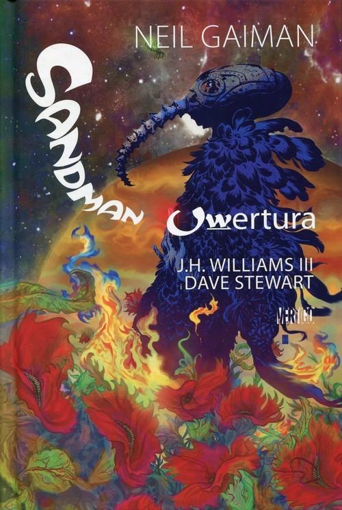 okładka Sandman Uwertura, Książka | Gaiman Neil