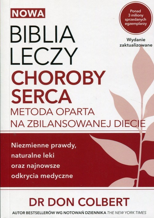 okładka Nowa Biblia leczy choroby sercaksiążka |  | Colbert Don