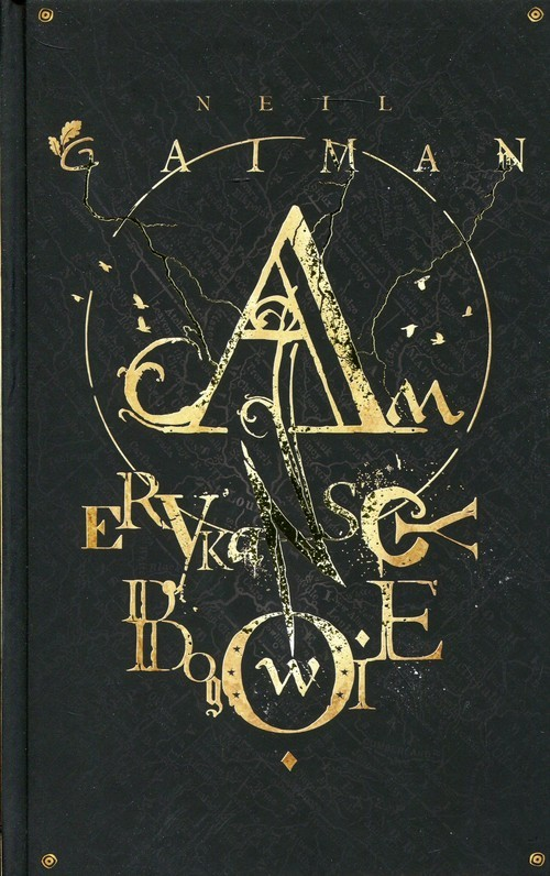 okładka Amerykańscy bogowieksiążka |  | Gaiman Neil
