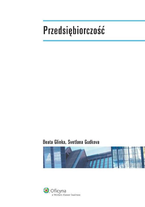 okładka Przedsiębiorczość, Książka | Beata Glinka, Svetlana Gudkova