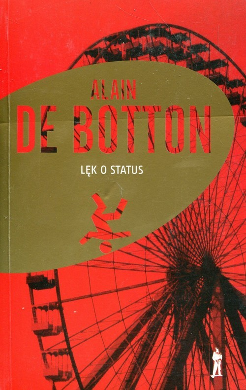 okładka Lęk o status, Książka | de Alain Botton