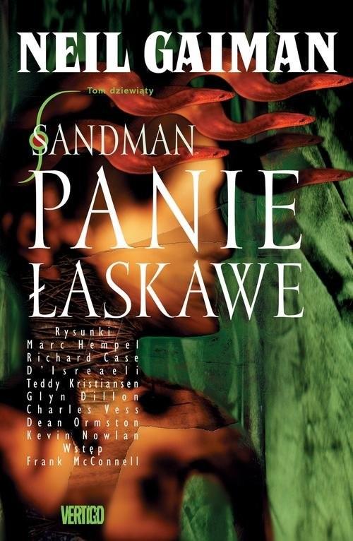 okładka Sandman Panie Łaskawe, Książka | Gaiman Neil