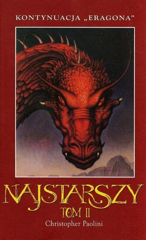 okładka Najstarszy Tom 2, Książka   Paolini Christopher