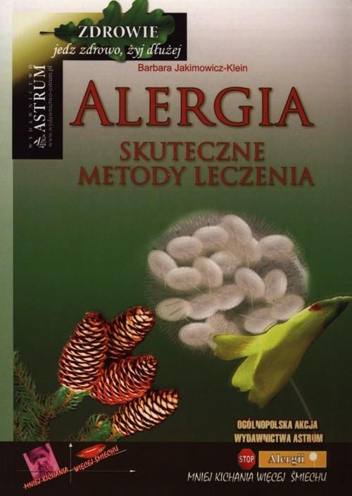 okładka Alergia Skuteczne metody leczeniaksiążka |  | Barbara Jakimowicz-Klein