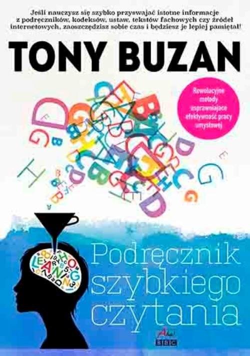 okładka Podręcznik szybkiego czytania, Książka | Buzan Tony