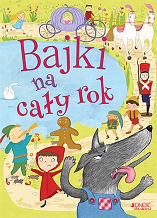 okładka Bajki na cały rok, Książka | Thomas Tig