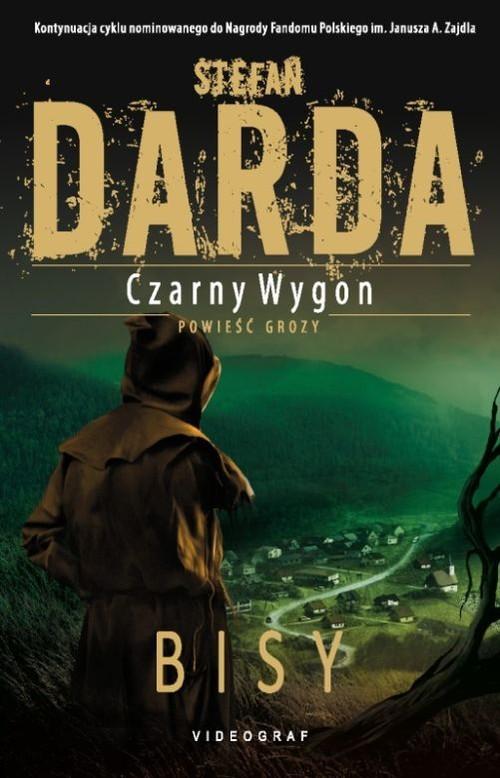 okładka Czarny Wygon Bisy, Książka | Stefan Darda