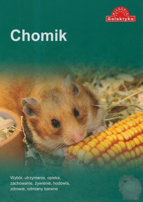 okładka Chomik, Książka  
