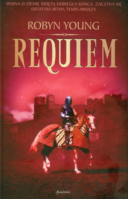 okładka Requiem, Książka   Young Robyn