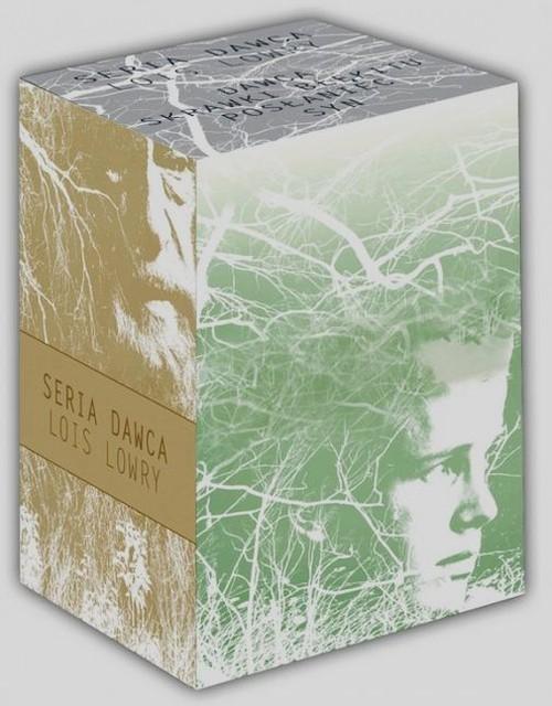 okładka Dawca / Skrawki błękitu / Posłaniec / Syn Pakiet, Książka | Lowry Lois