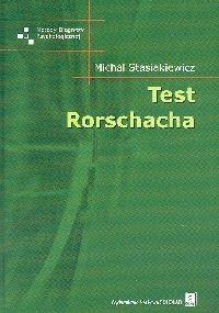 okładka Test Rorschacha, Książka   Stasiakiewicz Michał