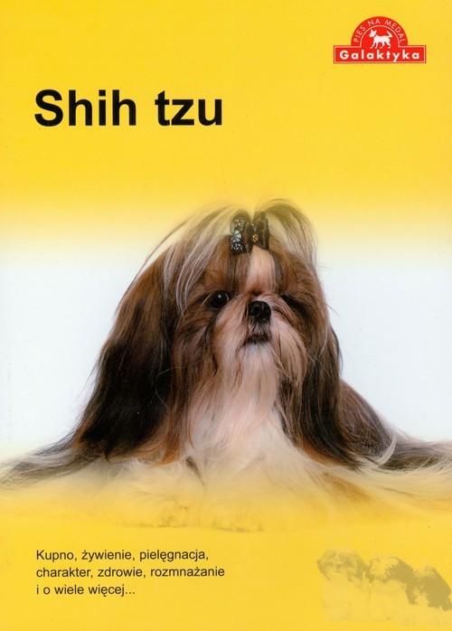 okładka Shih Tzu, Książka  