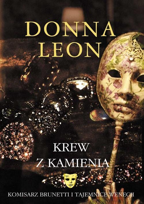 okładka Krew z kamienia, Książka | Donna Leon