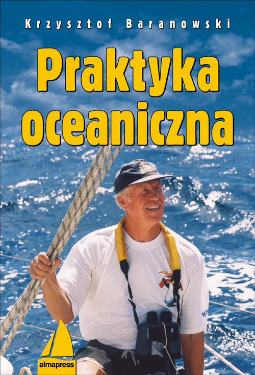 okładka Praktyka oceaniczna, Książka | Baranowski Krzysztof