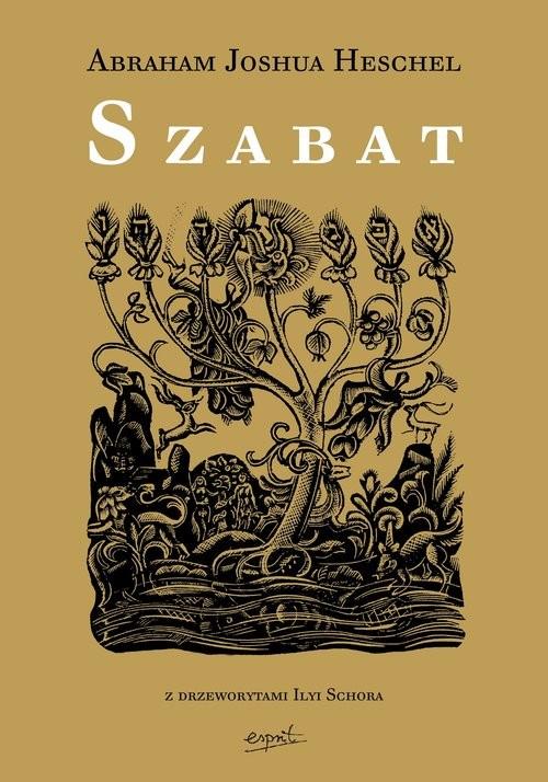 okładka Szabat, Książka   Abraham Joshua Heschel
