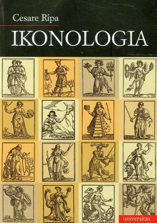 okładka Ikonologia, Książka | Ripa Cesare