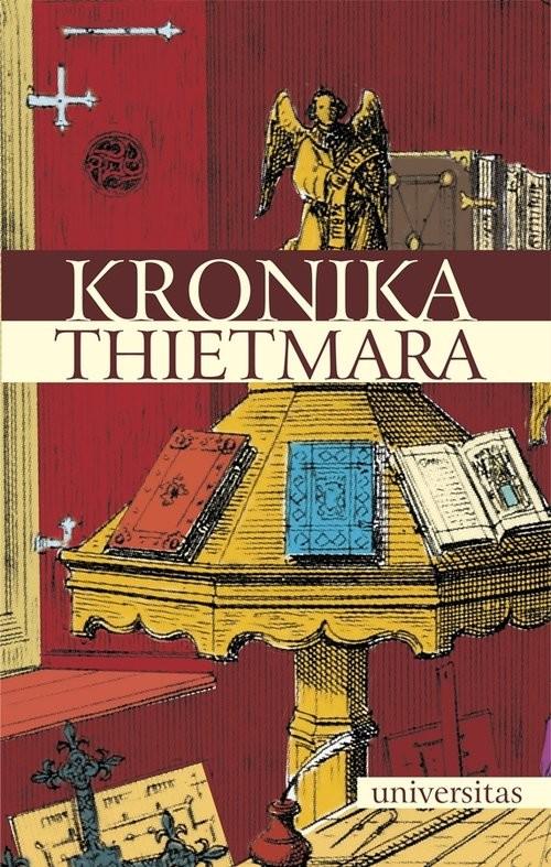 okładka Kronika Thietmara, Książka | Thietmar