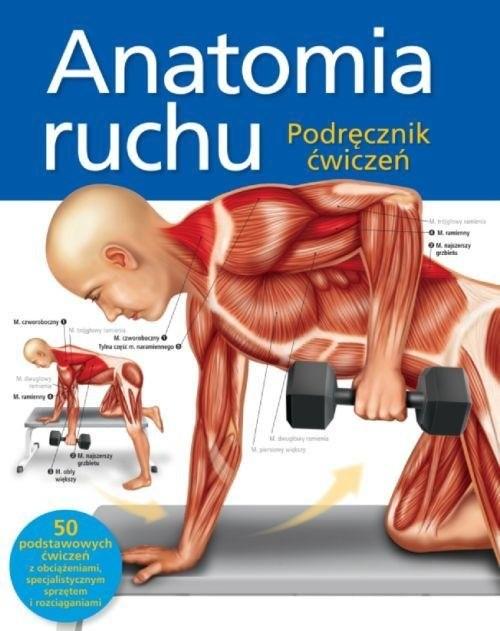 okładka Anatomia ruchu Podręcznik ćwiczeń, Książka | Ashwell Ken