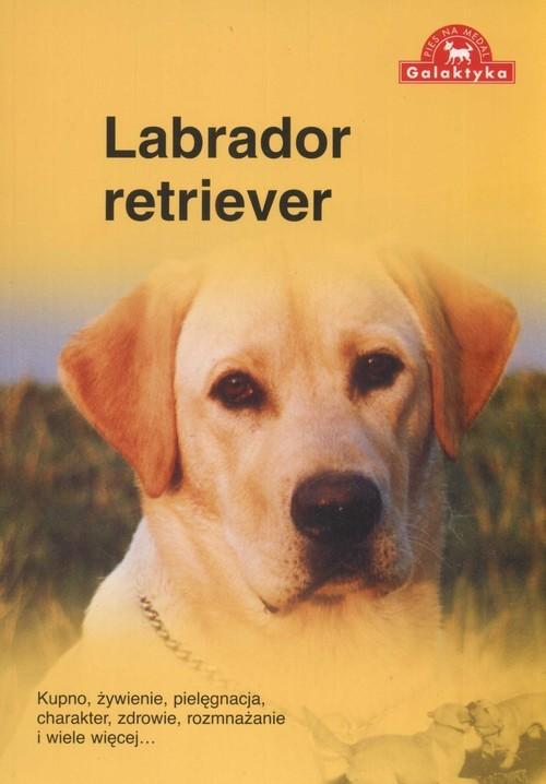 okładka Labrador retriever, Książka  
