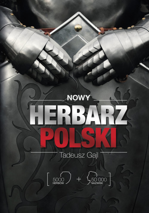 okładka Nowy herbarz polski, Książka | Gajl Tadeusz