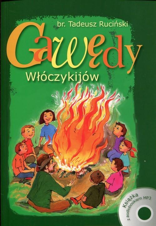 okładka Gawędy Włóczykijów, Książka | Ruciński Tadeusz