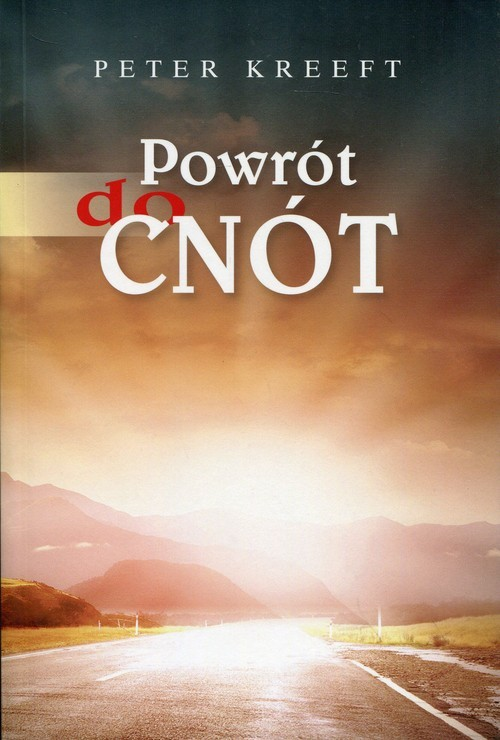 okładka Powrót do cnót, Książka | Kreeft Peter