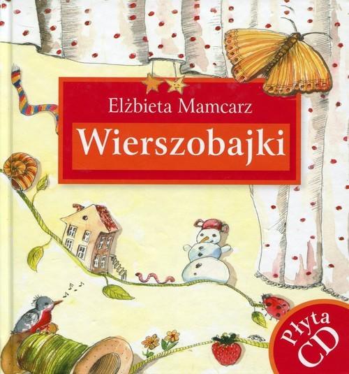 okładka Wierszobajki, Książka | Mamcarz Elżbieta