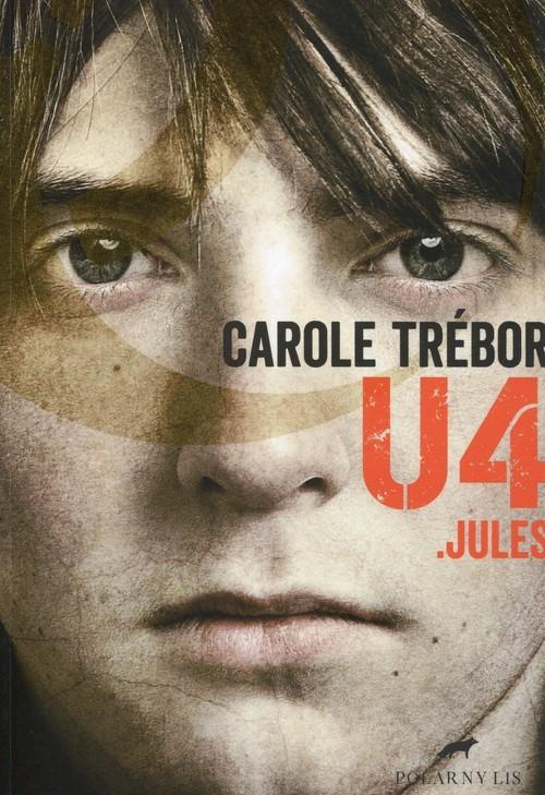 okładka U4 Jules, Książka | Trebor Carole