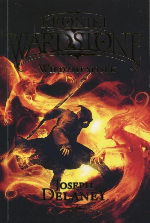 okładka Kroniki Wardstone 4 Wiedźmi spisek, Książka | Delaney Joseph