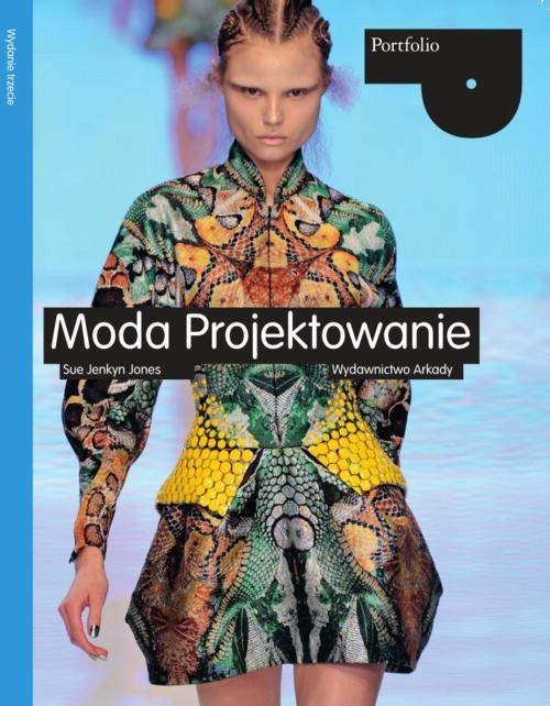 okładka Moda Projektowanie, Książka | Sue Jenkyn Jones