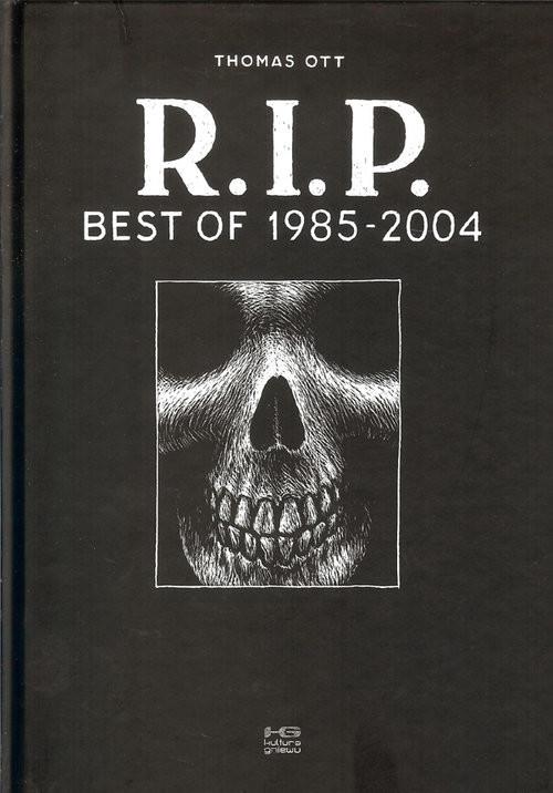 okładka R.I.P. Best of 1985-2004książka      Ott Thomas