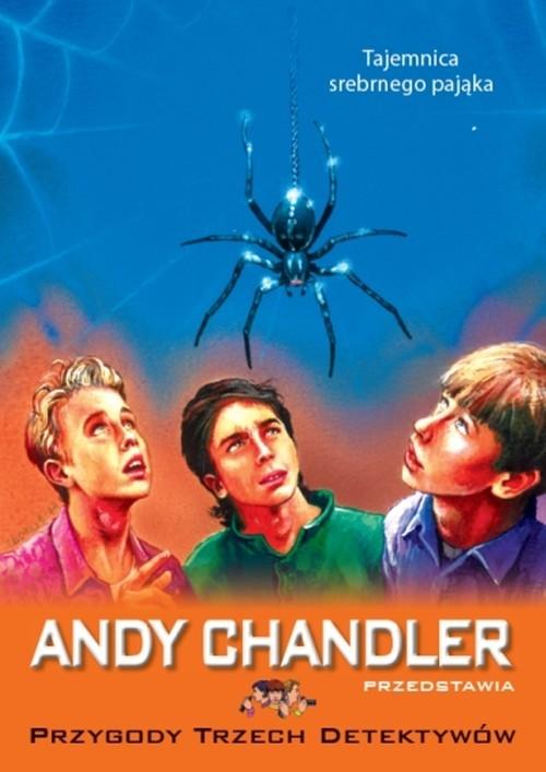 okładka Tajemnica srebrnego pająka Tom 7, Książka | Chandler Andy
