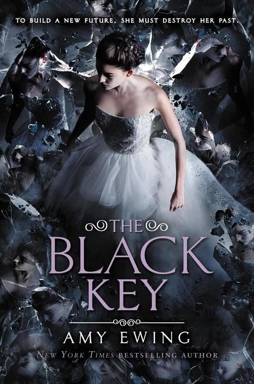 okładka Klejnot 3 Czarny klucz, Książka | Ewing Amy