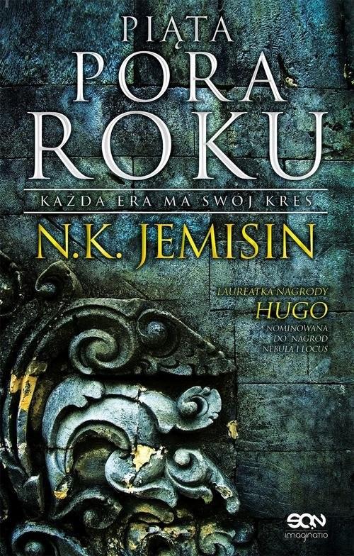 okładka Piąta pora roku, Książka | N.K. Jemisin