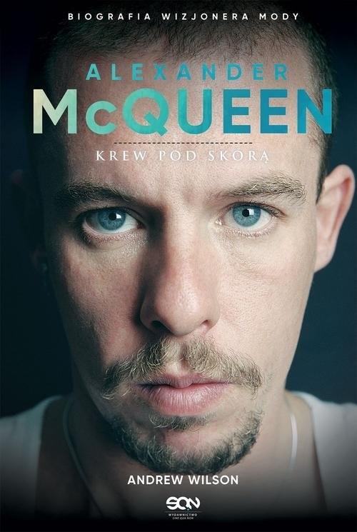 okładka Alexander McQueen Krew pod skórąksiążka |  | Wilson Andrew