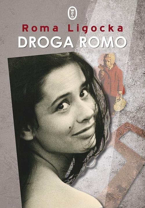 okładka Droga Romo, Książka | Roma Ligocka