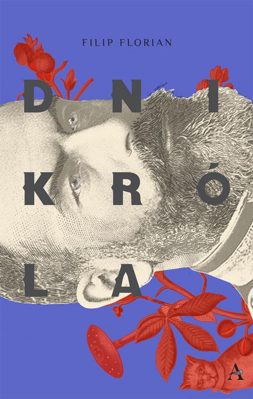 okładka Dni króla, Książka | Florian Filip